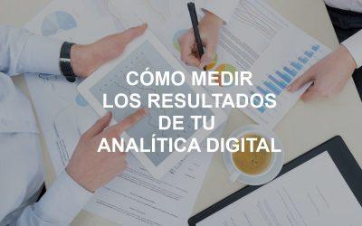 Cómo medir los resultados de nuestra estrategia digital