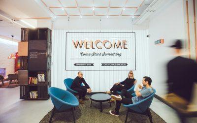 Coworking la cultura del entorno colaborativo
