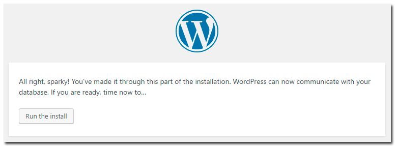 tutorial instalación wordpress inst